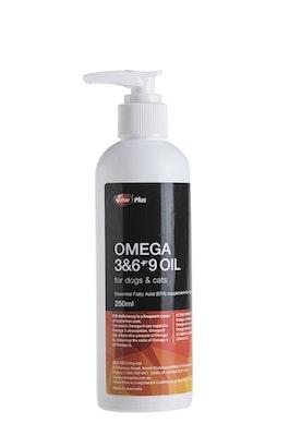 Value Plus OMEGA 3 & 6 + 9 OIL - Two Sizes