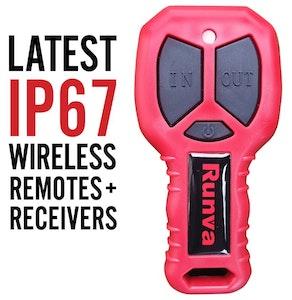4X4 Hydraulic Multivolt Wireless Remote Kit - FULL IP67