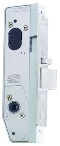 """Lockwood Selector 5782SS 30mm narrow mortice lock """"Body Only"""" in stainless steel finish"""