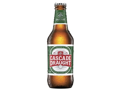 Cascade Draught Bottle 375mL (AVAILABLE IN TASMANIA ONLY)