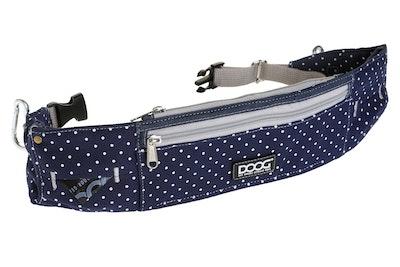Doog Walkie Belt - Stella (Navy & White Spots)