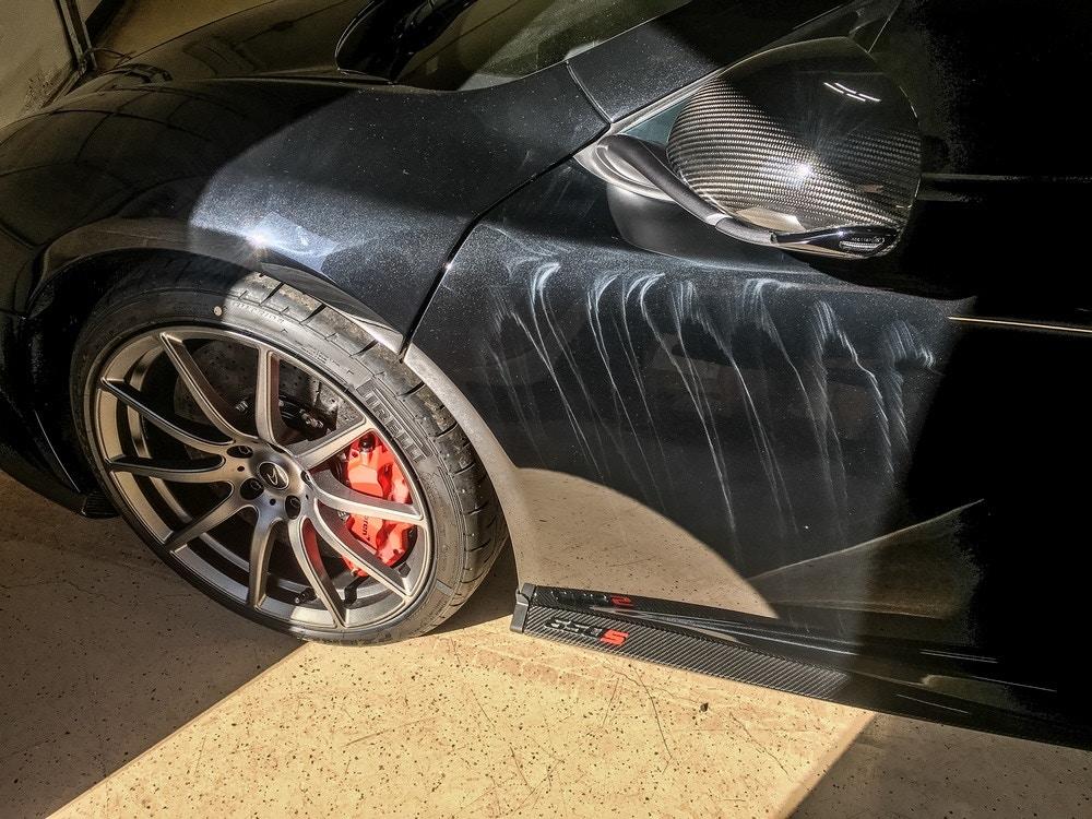 Car Paint Problems & Cures