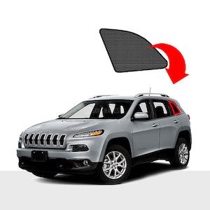 Quarter Window Shade Fits JEEP Cherokee KL 5th Gen Trailhawk 2014-Present
