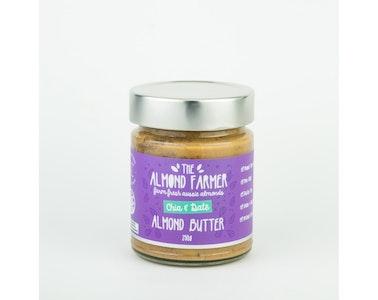 Chia & Date Almond Butter