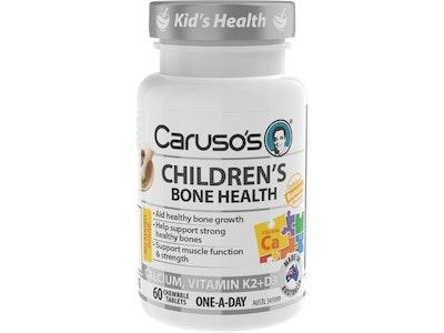 Caruso's Natural Health Caruso's Children's Bone Health
