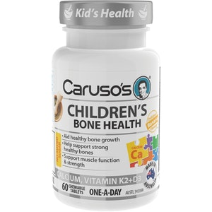 Caruso's Natural Health Caruso's Children's Bone Health