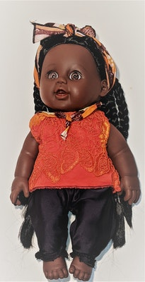 Designed by Florence Adora Tokunbo Doll