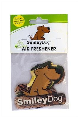 Smiley Dog Vanilla Air Freshener