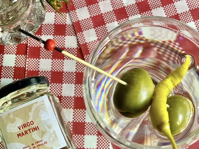 Bar Lourinha Virgo Martini