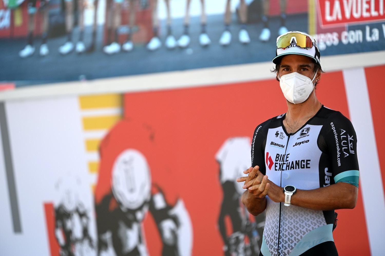 Matthews Logra su Quinto top 10 en la Etapa 8 de la Vuelta
