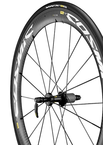 Mavic Cosmic SLE, Wheel Sets