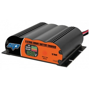 SP61080 Battery Charger 8 Stage 6 Amp Smart SP61080