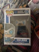 DC Super Heroes Owlman 276