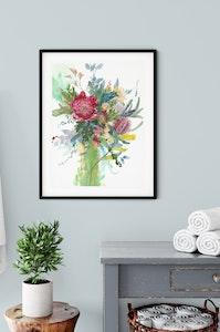 Native Bloom Fine Art Print