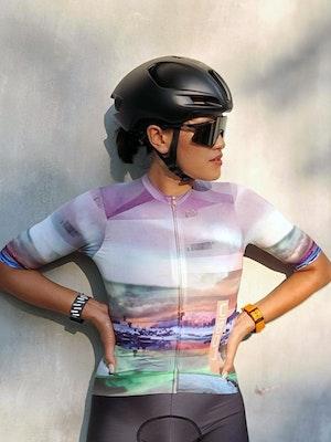 Login Cycle Club GRETA - Login Women's Cycling Jersey