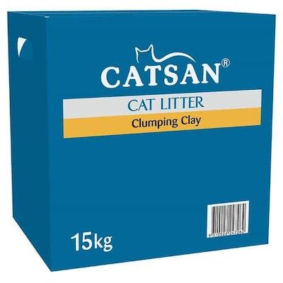 Catsan Clumping Cat Litter