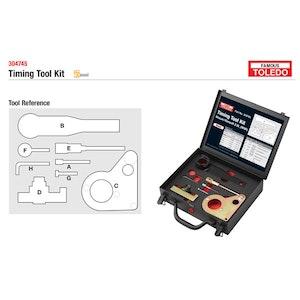 Toledo Timing Tool Kit - Nissan & Renault
