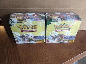 Pokemon Evolving Skies Booster Boxes