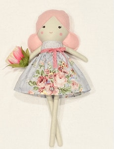 Handcrafted Heirloom Doll