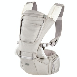 Chicco Carrier: 3in1 Hip Seat Carrier Hazelwood
