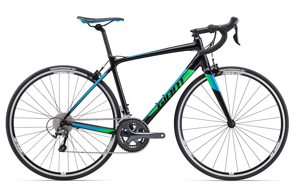Giant Contend SL 2 Black 2017