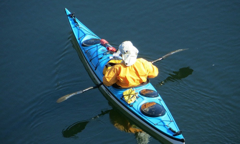How to Layer Clothing for Canoeing and Kayaking