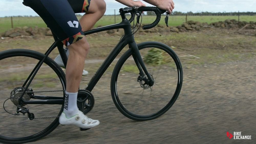 Aero vs lightweight vs endurance BikeExchange 2017 Domane  gravel