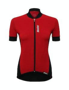 Santini Brio Short Sleeve Women's Jersey