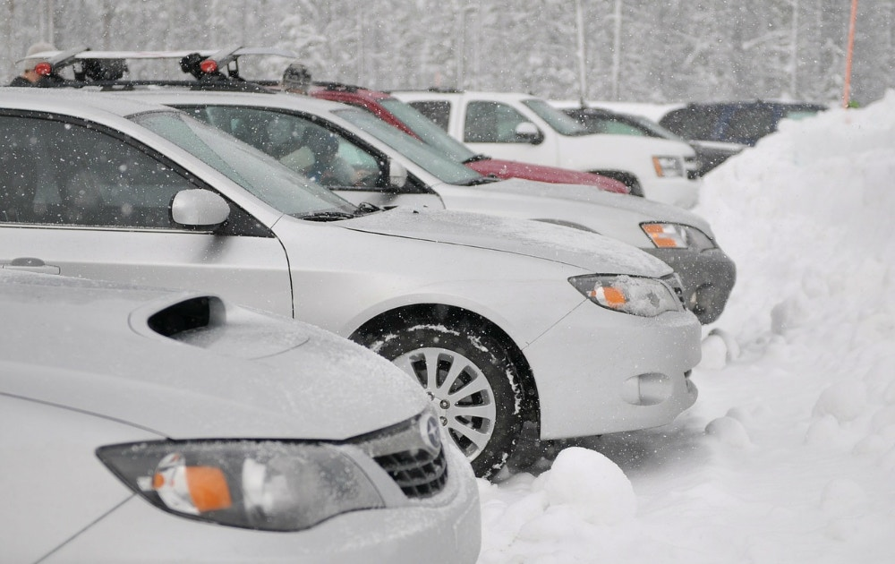 Roof Racks - Getting You and Your Gear to the Snow