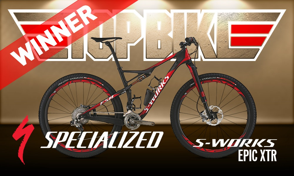Specialized S-Works Epic XTR