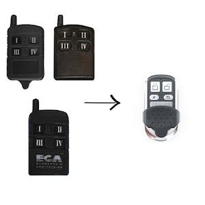 Remote Pro ECA Compatible Remote