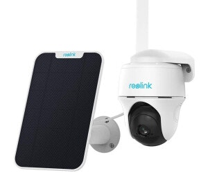 Reolink Go PT Wireless Battery 4G Smart Home Security Camera with Solar Panel