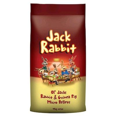 Laucke Mills Laucke Ol Jacks Rabbit & Guinea Pig Micro Pellets 10kg