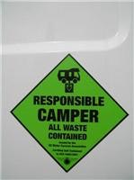 NZMCA mark of Responsible Camping Christchurch Show 155