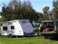 GoSee Jayco Discovery finds a seaside campsite.