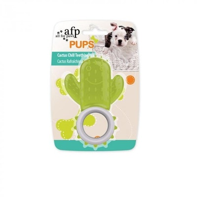 All For Paws Pups Cactus Chill Teething toy