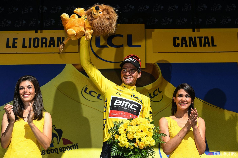 De beste foto's van de Ronde van Frankrijk 2016: Etappes 3 tot 9