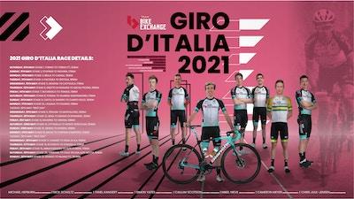 Todas las Miradas en la Maglia Rosa con Simon Yates Liderando el Ataque de Team BikeExchange en el Giro d'Italia 2021
