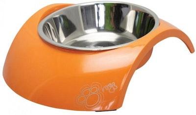 Rogz Luna Bowl Orange