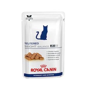 Royal Canin Vet Care Cat Neutered Weight Balance 12 x 100g