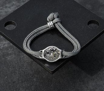 AHW Studio -  'Grey Lux' Bracelet