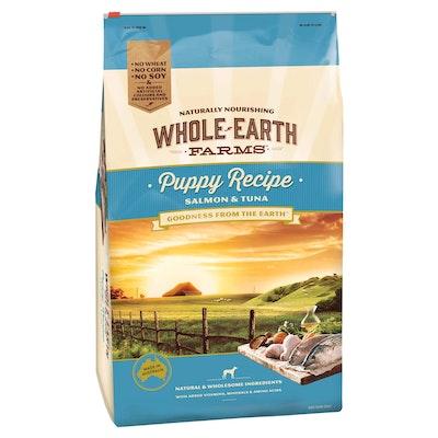 Whole Earth FARMS PUPPY Salmon & Tuna 15kg