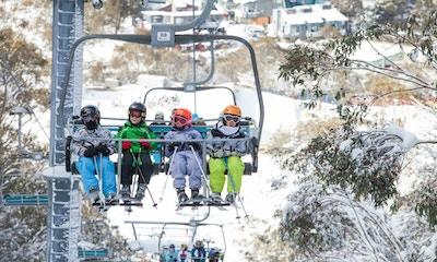 Australia's Top Ski & Snowboarding Destinations