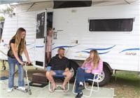 At the cost of a coffee fuel prices no stopper for caravan, camper and RV holidays independent study shows