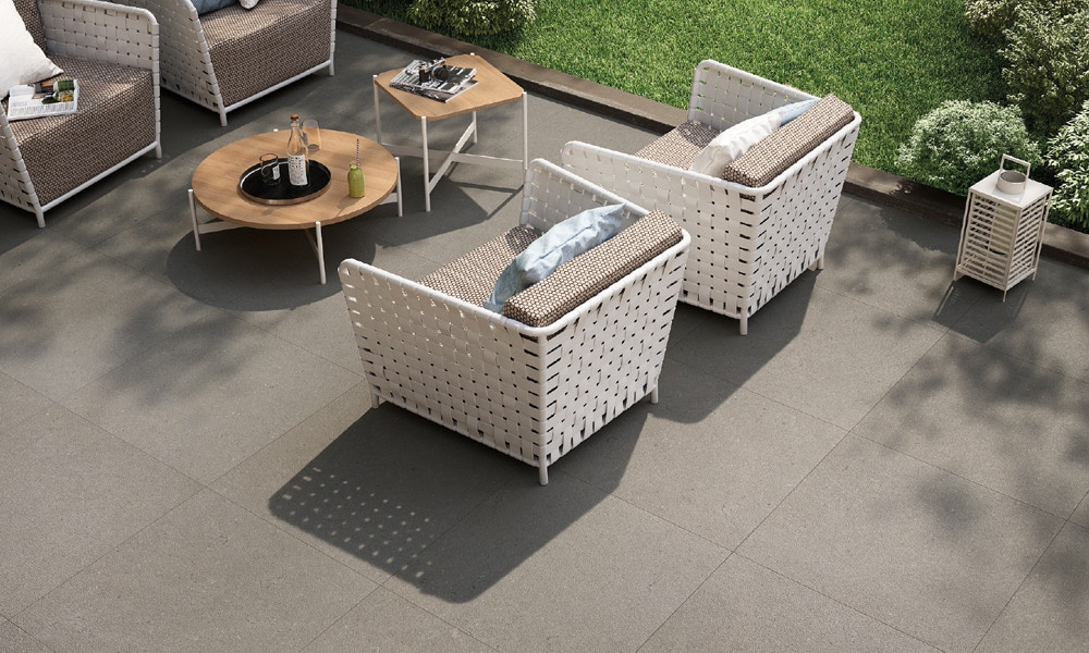Signorino's Chic Outdoor Pavers