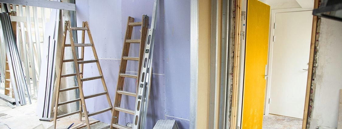 How to protect your home during a renovation