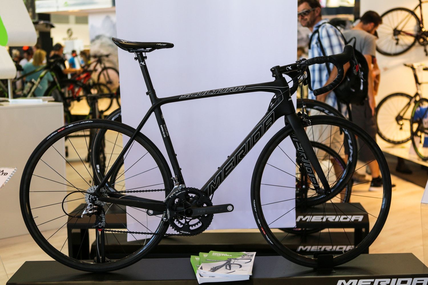 Merida Road Bikes 2016 - Leichtbau in Serie