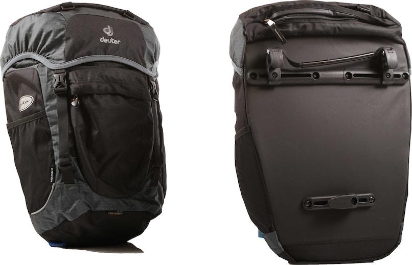 DEUTER PANNIER RACK PACK II BK GRAN, Pannier Bags