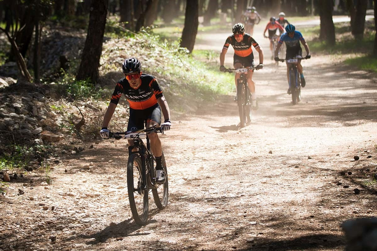 "An outstanding 3rd place for the Canyon-Northwave MTB Team at ""4 Island MTB 2021"""