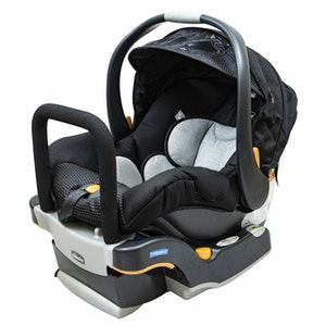 Chicco Keyfit Plus Infant Carrier & Base - Genesis